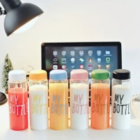 Jual My Bottle Colour / Infused Water Fruit / Botol Minum Anak ++FREE POUCH Murah