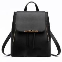 Tas Ransel Korea Import / Tas Fashion Wanita Backpack - Korean Style