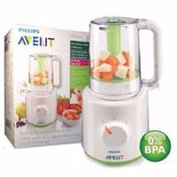 Philips AVENT Steam Blend Baby Food Maker Processor Steamer Blender