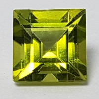 Jual Natural 1.11Ct Eye Clean Top Parrot Green Peridot Murah