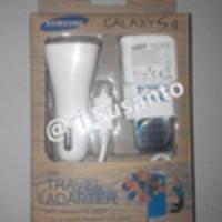 Jual  Paket 3 in 1 Samsung     Charger Mobil   Charger Rumah   Kabel Da T19 Murah