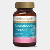 Herbs of Gold Breastfeeding Support asi booster