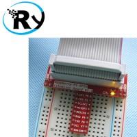 Jual  Raspberry Pi 2 GPIO Breadboard 830 Point Solderless  MB102   T1310 Murah