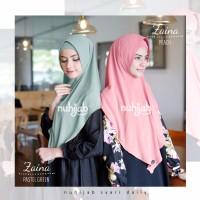 Jual Hijab Syar'i Daily Zaina by Nuhijab / Kerudung / Jilbab Instan Murah
