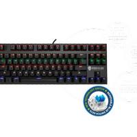 Jual Mechanical Keyboard Rexus MX5 TKL RGB Murah