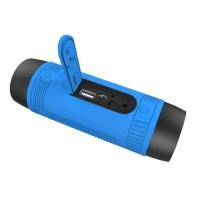Jual Terlaris Zaelot Portable Waterproof Bluetooth Speaker 4000mAh Murah