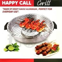 Jual PROMO #EC051 - BBQ Happy Call Roaster Grill 32cm pemanggang Magic Murah