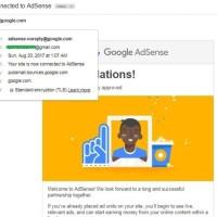 Akun Google Adsense US UK JP GR AU ID (Non Hosted Full Approved)