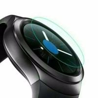 Jual 9H Tempered glass screen protector Samsung gear s2 sport n s2 classi Murah