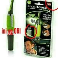 Jual Microtouch max alat cukur jambang bulu hidung Murah