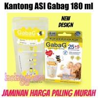 Jual Kantong ASI Gabag 180 ml / Kantong ASI Gabag 180ml Murah