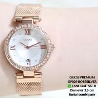 Jual Jam tangan wanita FM bonia guess franckmuller rantai tanggal aktif dw Murah