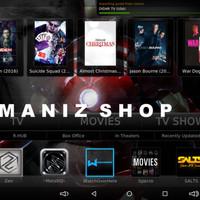 Jual [Full Load-Custom] EM92 Octa Core 2G/16G Tv Box Android 6 Marshmallow Murah