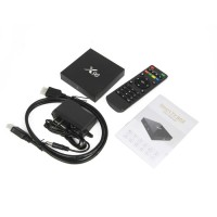 Jual Android TV BOX X96 QuadCore  Ram 2GB Rom 16GB ,OS 6.0 Marshmallow Murah