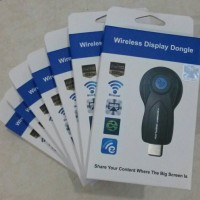 Jual HDMI WIFI Dongle EZCast Miracast DLNA Airplay SMartphone to HDTV Murah