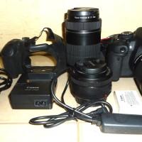 Kamera Canon 700D +Lensa Kit 18-55 STM -Garansi November 2018-SC 5.505