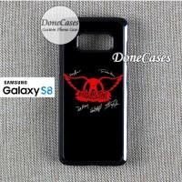 Jual Casing Samsung S8 Aerosmith Art Hard Case Custom Murah