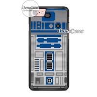 Casing iPhone 7 Star Wars R2D2 Lego Hard Case Custom