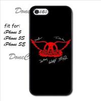 Jual Casing iPhone 5 5S Aerosmith Art Hard Case Custom Murah