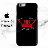 Jual Casing iPhone 6S Aerosmith Art Hard Case Custom Murah