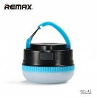 Remax Ye Series Power Bank 3000mAh Portable Outdoor LED Lamp RPL 17 Bl