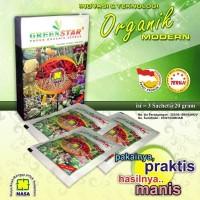 Pupuk serbuk Greenstar Organik Cair Hidroponik Buah Sayuran Palawija