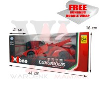 Mainan RC Mobil Remote LUXURIOUS Skala 1:14 Remot Control
