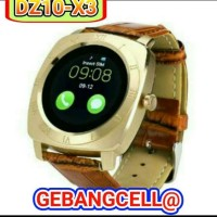Smartwatch DZ10 X3, Screen LCD IPS, Memorry Card, Jam Smart Watch