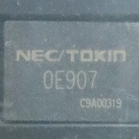 NEC TOKIN OE907 FARAH CAPACITOR