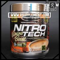 Muscletech MT Nitrotech Amino Boost Nitro tech BCAA BARU