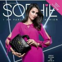 Katalog Sophie Paris edisi 168. Bulan Oktober 2017