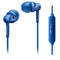Philips Earphone WITH MIC SHE 8105/BL - Blue