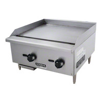 MODENA PRO GAS FRY TOP - FT 6620G
