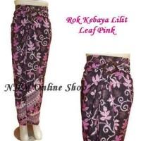 Jual Rok lilit batik/rok pasangan kebaya/bawahan kebaya Leaf Murah Murah