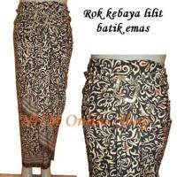 Jual Rok Lilit,rok Batik,rok Pasangan Kebaya,bawahan Kebaya Limited Murah