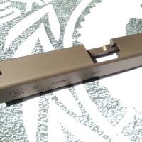 BARRACKS AIRSOFT Guarder Glock 17 Slide Bronze for Tokyo Marui