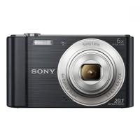 Kamera Digital Sony DSC-W810 20.1 MegaPixels 6 x optical zoom W810
