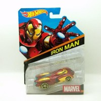 Hot Wheels Iron Man Marvel Diecast Movie Series