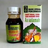 Jual Madu Spesial Pencernaan Sakit Maag / Liver / Radang Usu Limited Murah