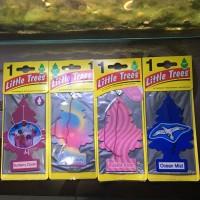 Jual parfum / pewangi / pengharum mobil / little trees Murah