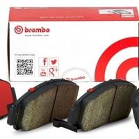 New BREMBO Brake Pad Kampas Rem Depan Chev Captiva P 10003 S MURAH M