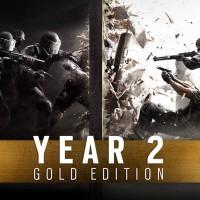 Jual Tom Clancy`s Rainbow Six Siege Year 2 Gold Edition STEAM Murah
