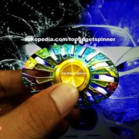 Jual Promo Egyptian Butterfly Rainbow Edc Fidget Spinner B 9 /Spinner Murah