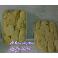 Jual durian kupas durpas asli medan legit manis Murah