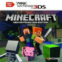 Jual MINECRAFT NEW 3DS ONLY Murah