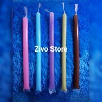 Jual Plastik Es Pensil/Mambo/Jelly/Yoghurt Ukuran 1,8 x 23 cm Murah