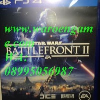 Jual PS4 Star Wars Battlefront II Day One Ed (R3 / Region 3 / PS 4 Game) Murah