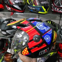 Helm GM startech rossi element