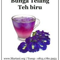 Teh Biru Bunga Telang Martani Jogja (50gr)
