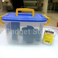 Box Kamera DSLR/ Prosummer/ Digital/ Gadget dll (Dry Box)